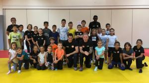 Kid's Training : photo de groupe